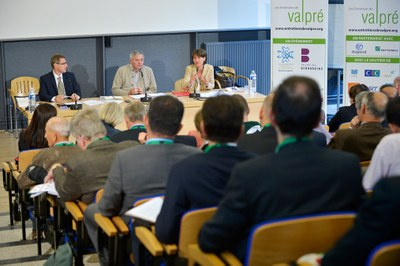 Table ronde, Valpré, le 7 octobre 2014